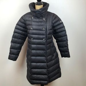 North Face 550 Puffer Jacket Black